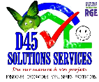Logo D45 Solutions Services