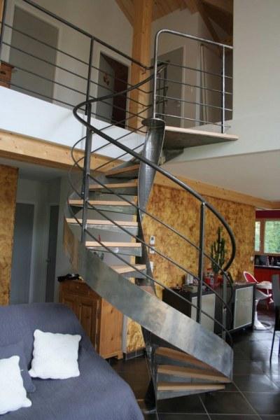 escalier helicoidal fut