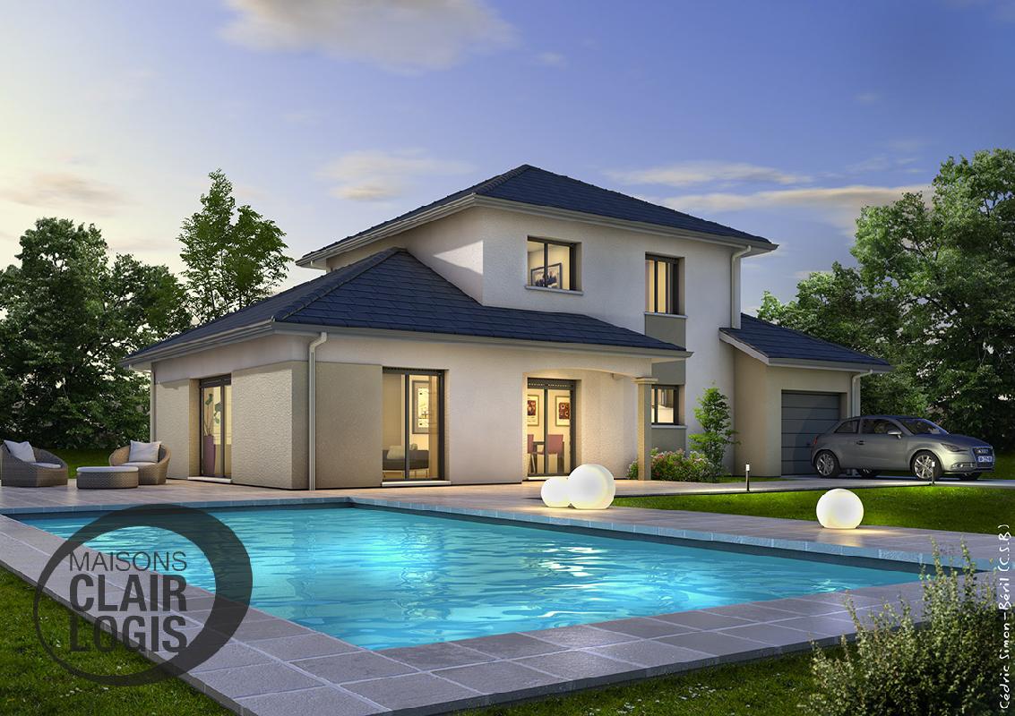 constructeur maison contemporaine loiret ventana blog. Black Bedroom Furniture Sets. Home Design Ideas