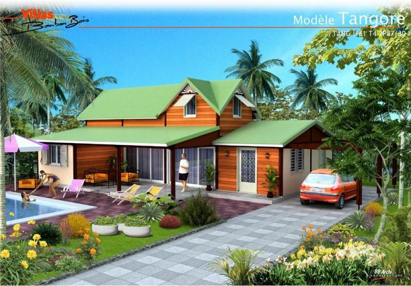 Villas bourbon bois port adresse t l phone for Personnaliser votre propre maison